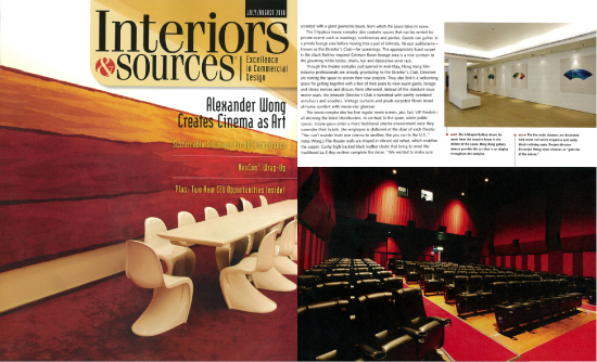 Interiors & Sources (USA)