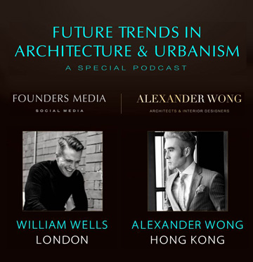Special Podcast, Alexander Wong, Founders Media