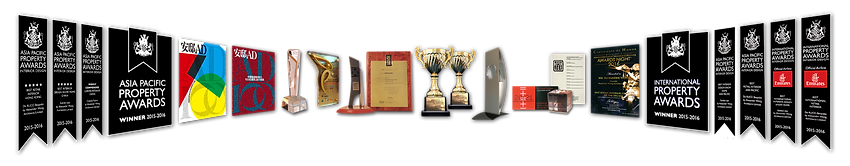Awards of Alexander Wong