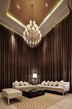 Interior Design - GOLDEN EYE