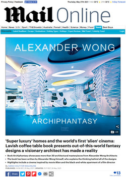 Archiphantasy, Daily Mail, Mail Online