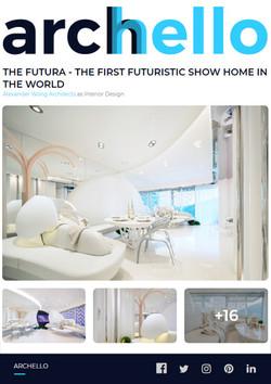 THE FUTURA, 百利保, 香港, 九肚山山