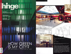 hinge magazine