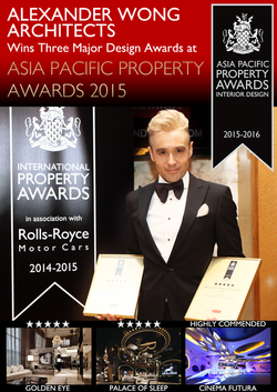 ASIA PACIFIC PROPERTY AWARDS 2015