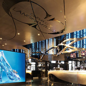 Cinema Theater Design by Alexander Wong