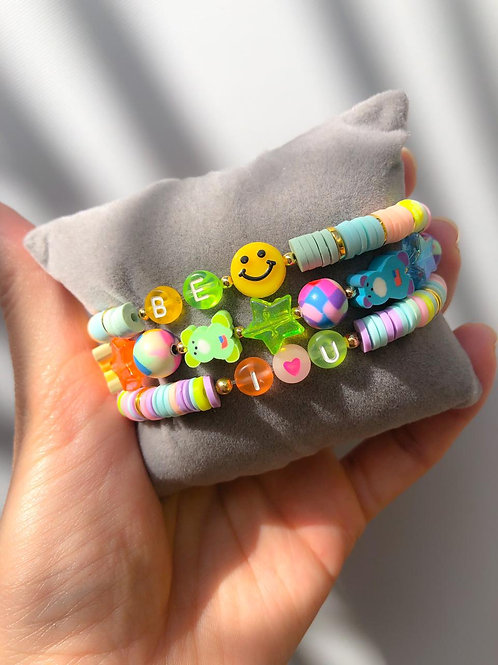 Set de pulseras Gummy Bears