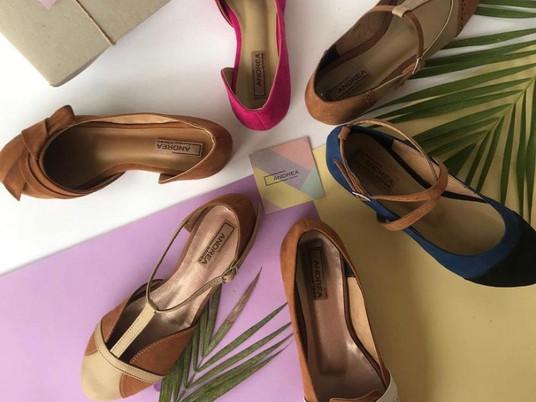 Andrea Shoes: zapatos que amarás.