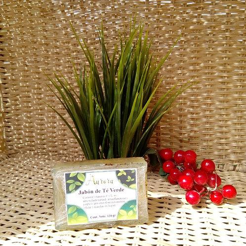 Jabón Té Verde