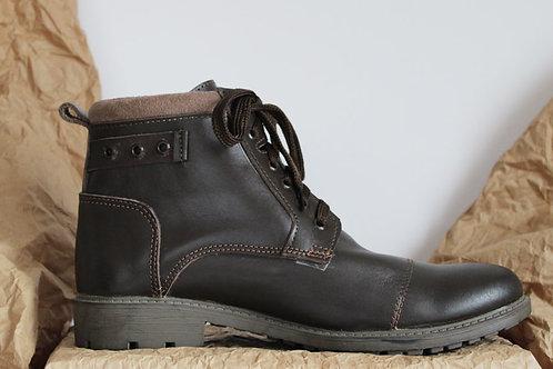 Calzado estilo burro unisex 100% de cuero con plantilla acolchonada