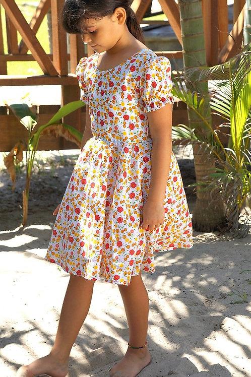 Vestido fiorella