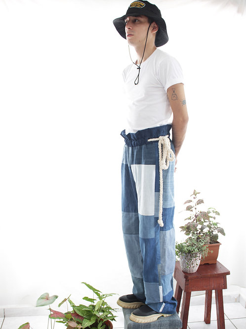 Pantalón paperbag (relax fit)