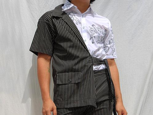 Camisa-Blazer