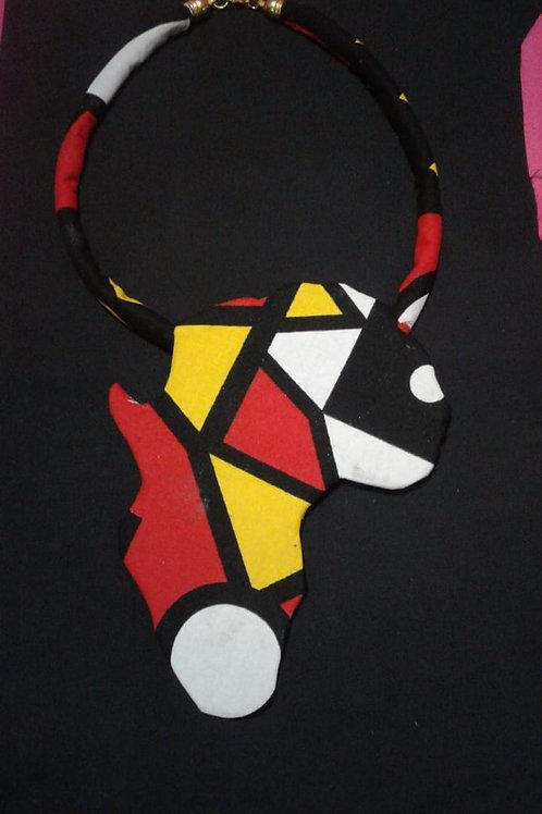 Collar africano