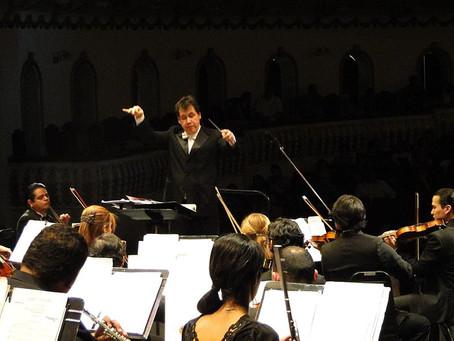 La Orquesta Filarmónica de Honduras
