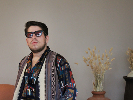 Jurek Jablonicky, el artista que vive y respira cine en toda su expresión