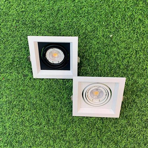 Spotlight SQ125C+ Changeable GU10 6W Bulb