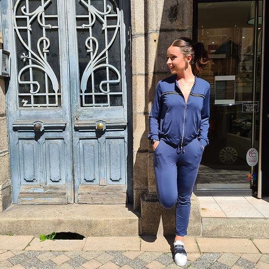LIU JO PANTALON TA1185 J6194 DRESS BLUE