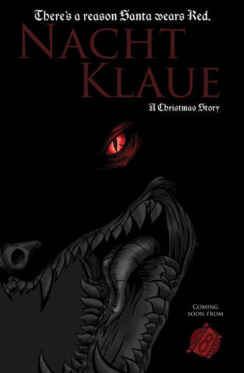 A Christmas Horror Story.Nacht Klaue A Christmas Horror Story