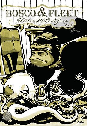 Bosco & Fleet, Detectives of the Occult Sciences, Vol.1