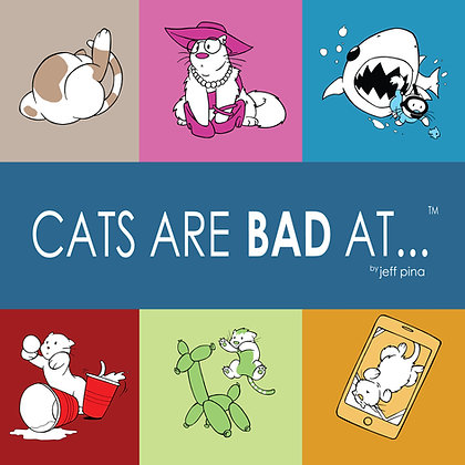 Cats Are Bad At...