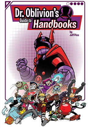 Dr. Oblivion #3 Guide To Handbooks