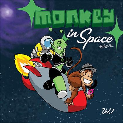 Monkey in Space, Vol.1