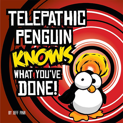 Telepathic Penguin KNOWS What You've Done!