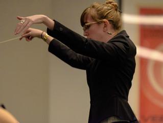 Meet Conductor Kathryn Knowles