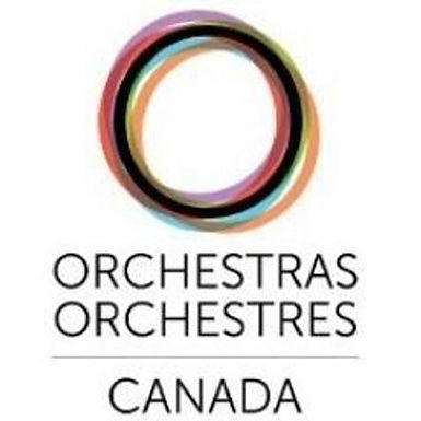 Now officially a member of Orchestras Canada!