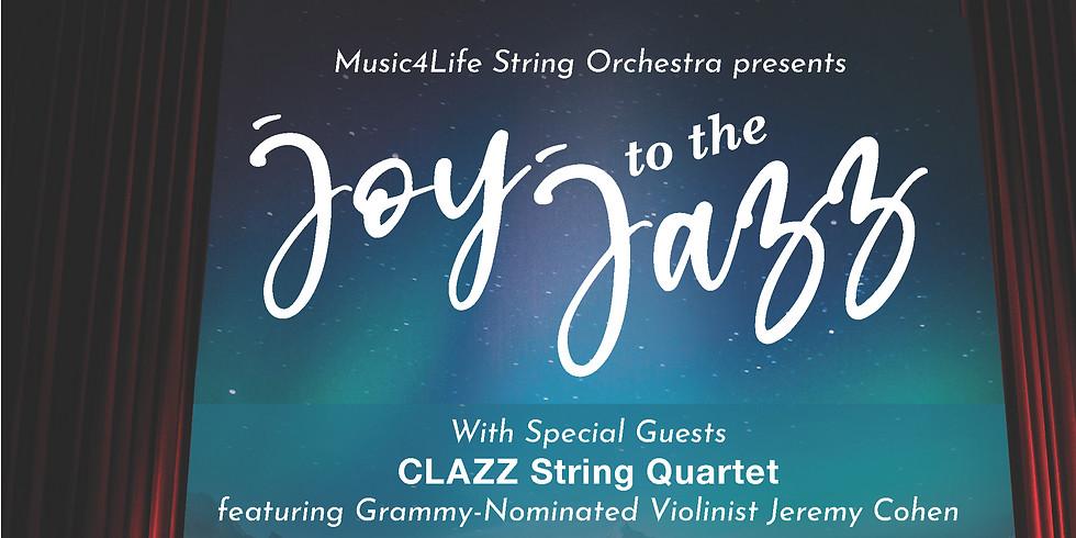 Joy to the Jazz