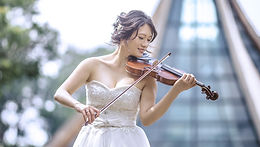 We are thrilled to welcome Olivia Wan-Ting Yang as our Violin 1 Principal/Section Lead!