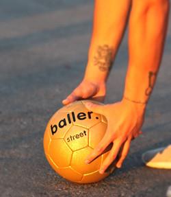 BALLER.