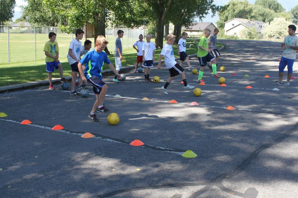 Street Soccer Training
