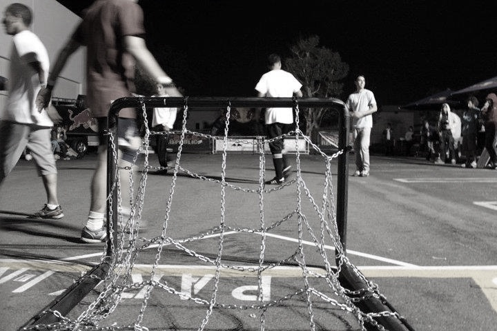 street soccer