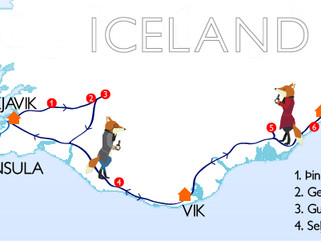 Iceland! Here We Come!
