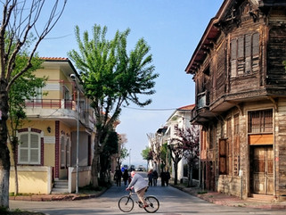 Princes' Islands in Istanbul: When Time left behind Urbanization
