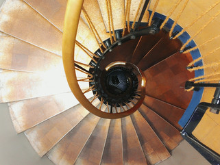 Popular Locations to Snap London Staircases