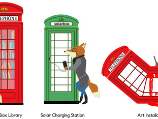 What Comes Next for the British Iconic Red Phone Box?