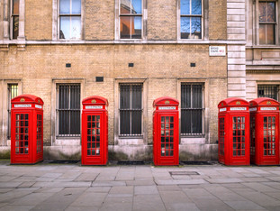 Best Places to Snap London Red Phone Box