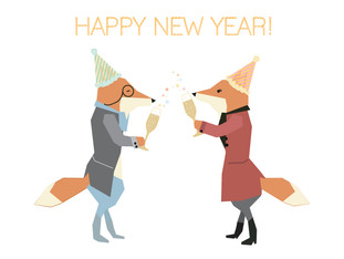 Happy New Year! Happy 2016!