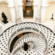 Urban Fox - Beautiful London Staircases - Blog Buttn