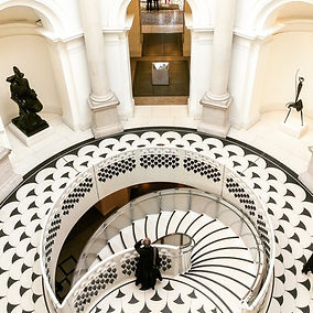 Urban Fox - Beautiful London Staircases - Blog Buttn