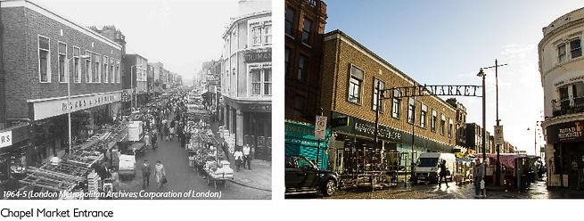 Chapel Market Entrance comparison