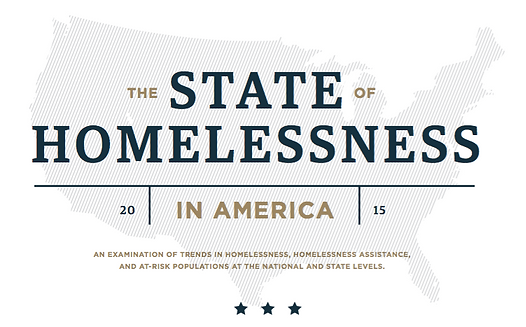 National Alliance to End Homelessness 2015