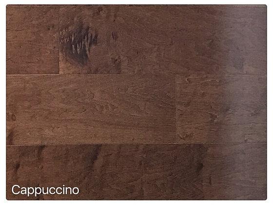 Maple #  Cappuccino
