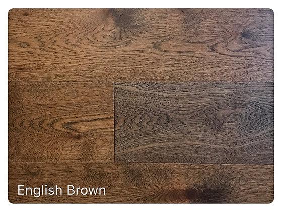 Hickory English Brown