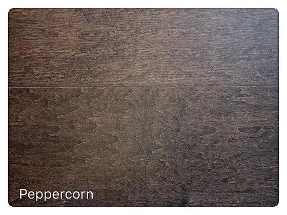 Maple # Peppercorn