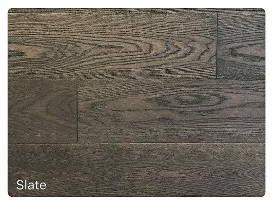"""White Oak # Slate 5"""""""