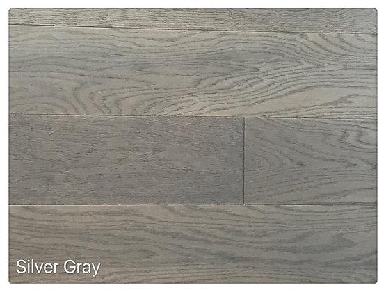 """Oak Silver Gray 6"""""""