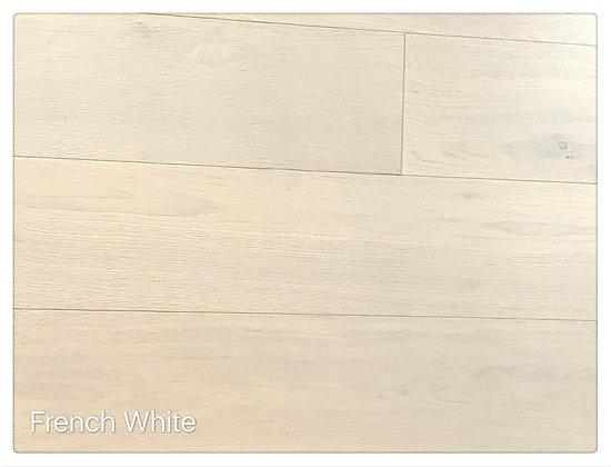 "Oak French White 6"""